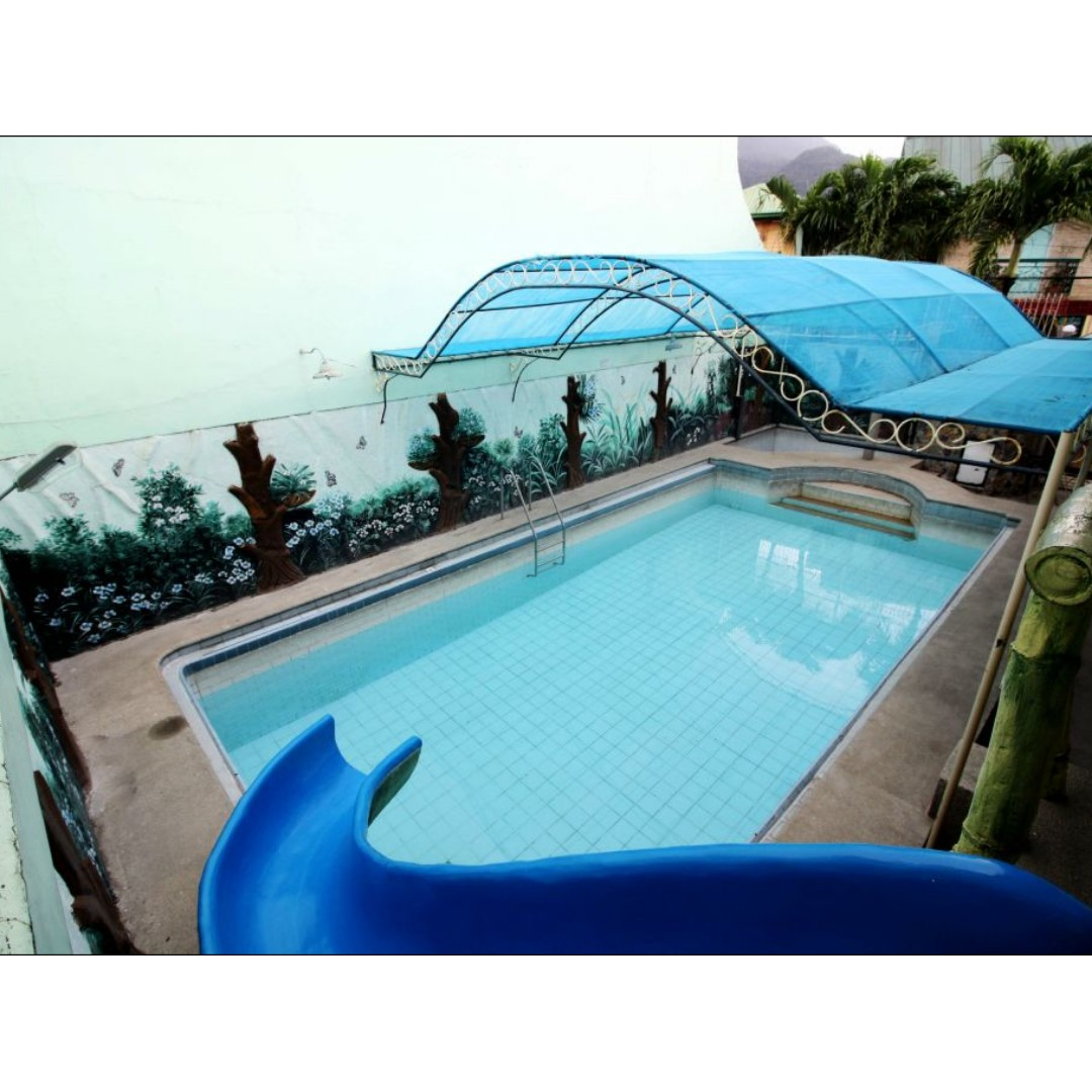 Gala 2 Private Pool Resort for rent in pansol