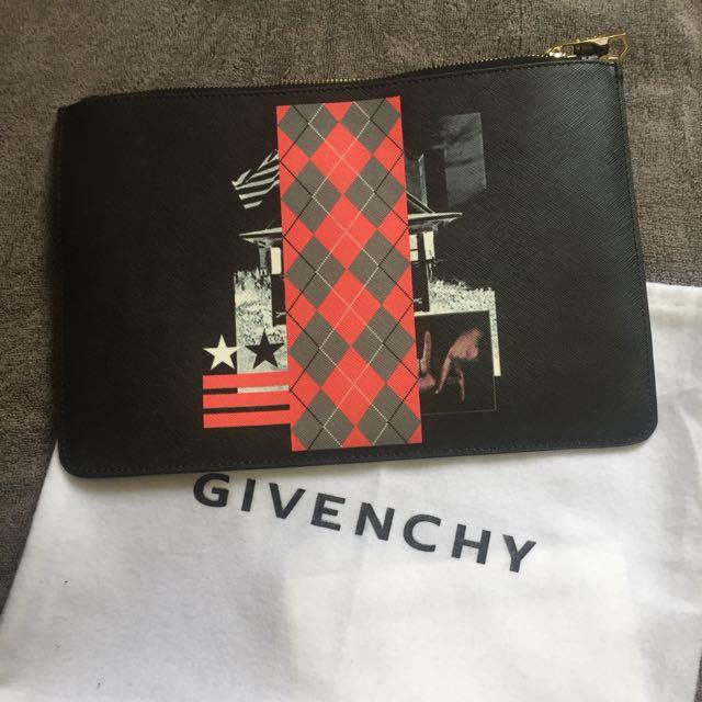 Givenchy Clutch. Mirror 1:1 highend quality