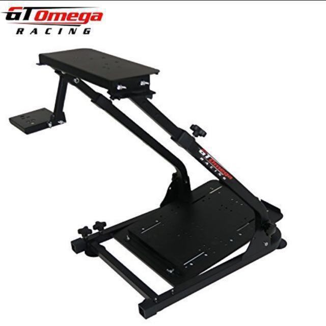 d70ab0f184b ... GT Omega Steering Wheel stand suitable For Thrustmaster TX Racing; GT  ...