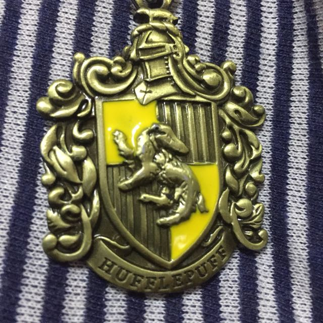 Harry Potter House Of Hufflepuff Keychain