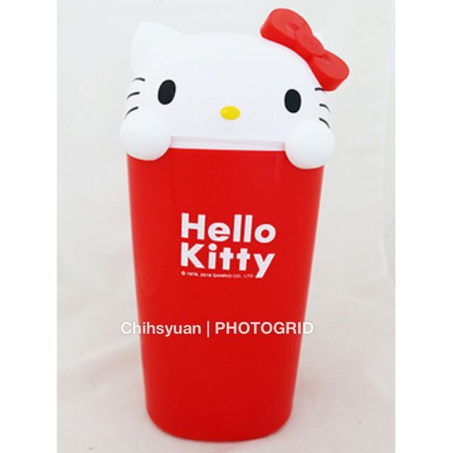 Hello kitty垃圾桶