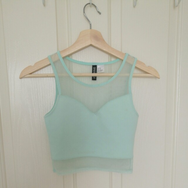 HM Cropped Top XS