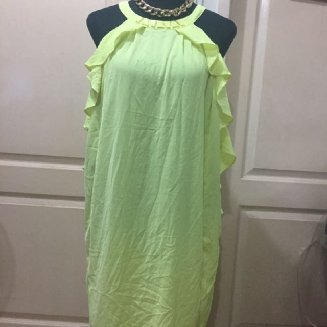 h&m dress l-xl