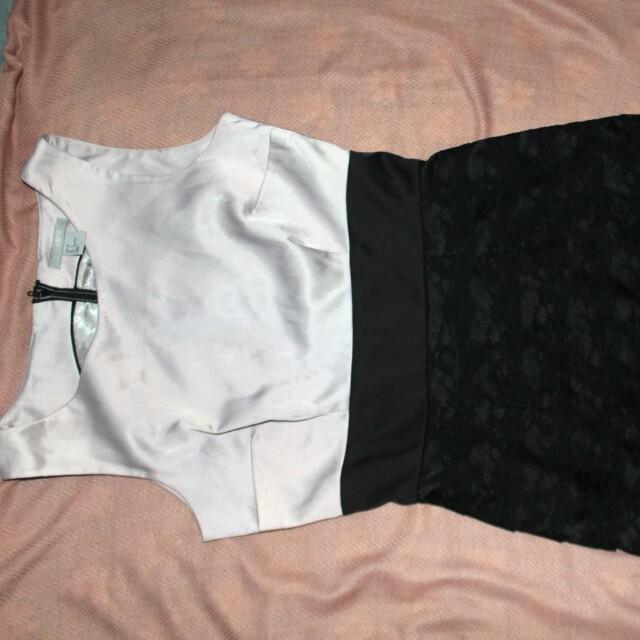 Hnm mini dress fix body