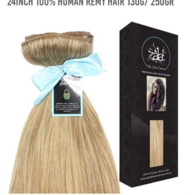 HONEY ZALA hair extensions