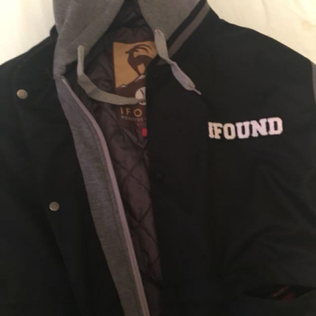 IFound snowboard ski coat jacket