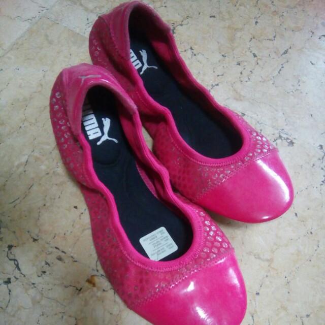 Imported puma doll shoes flat