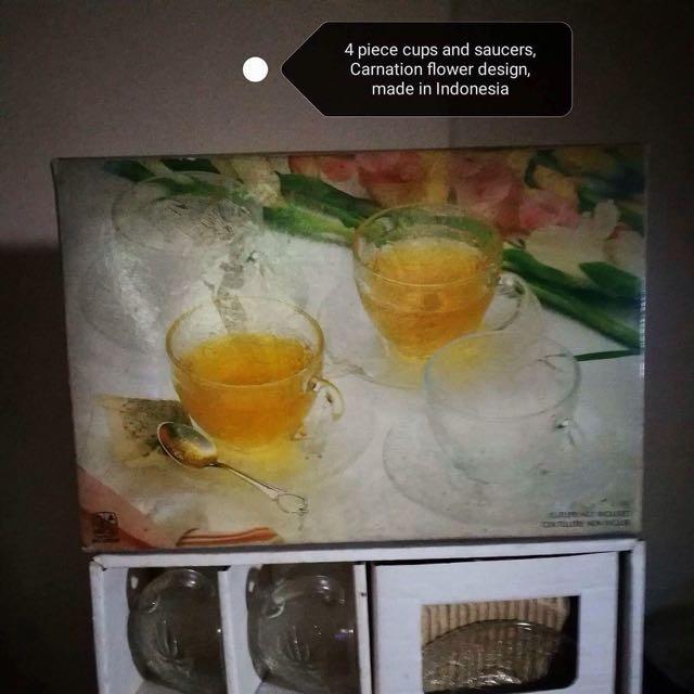 Indonesia Tea Cups
