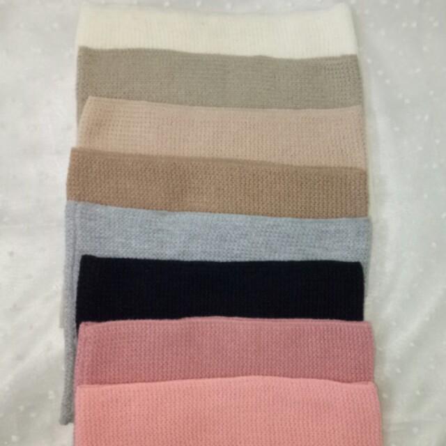 Inner knit