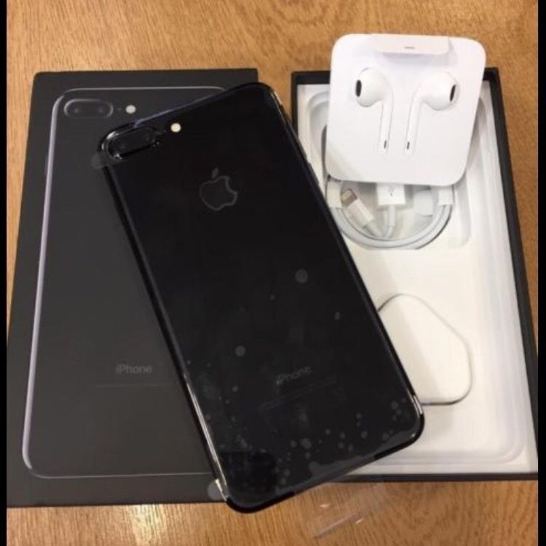 iPhone 7 256GB JetBlack (second mulus)