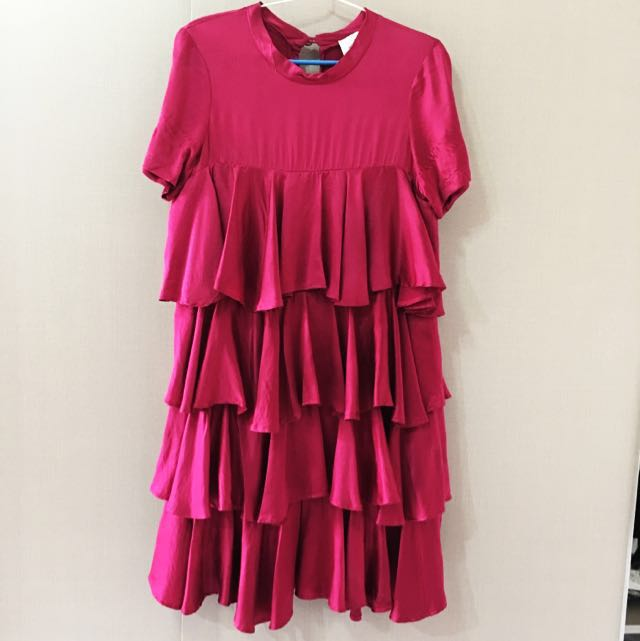 Julie Haus Dress Formal Pink