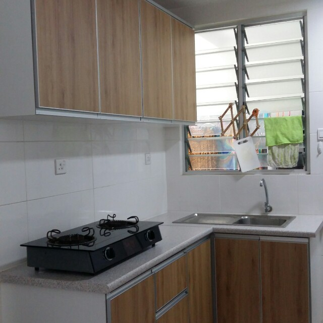 Kabinet Dapur Home Furniture On Carou