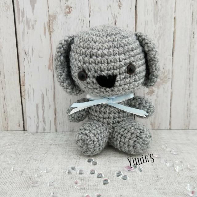 Free Crochet Koala Pattern - Coco the Koala! - The Clumsy Unicorn | 640x640