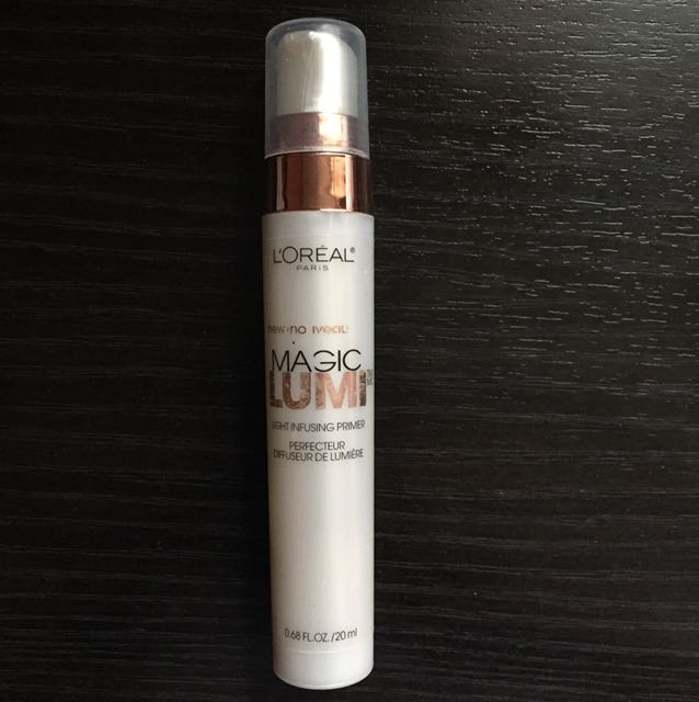 Loreal Magic Lumi Primer