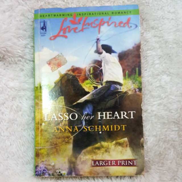 Love Inspired (LASSO her HEART)