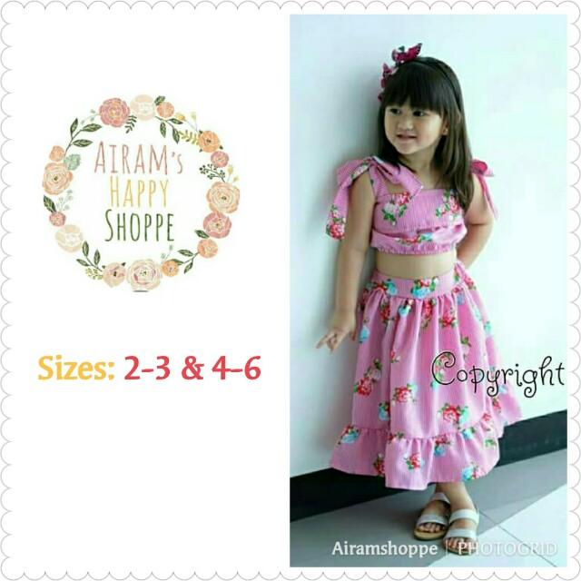 Maine Skirt (Pink)