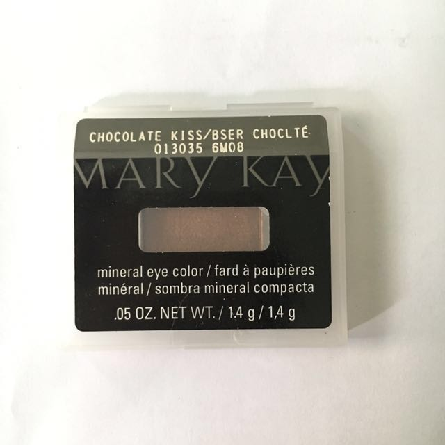 Mary Kay Mineral Eye Color Chocolate Kiss