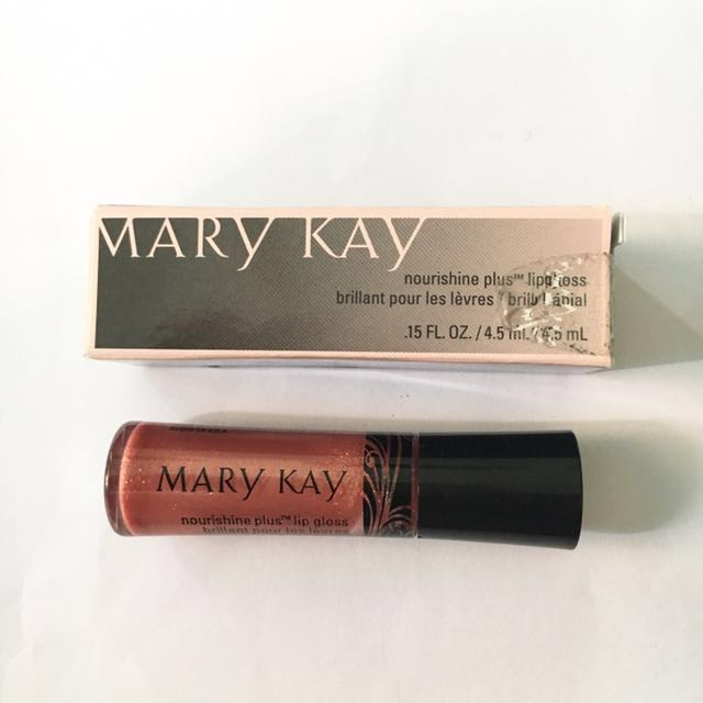 Mary Kay Nourishine Plus Lip Gloss - Pink Luster