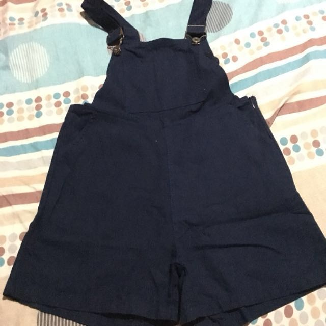 Navy blue Jumper shorts