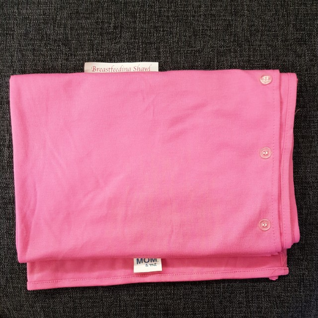 Nestle Breastfeeding/ Nursing Shawl
