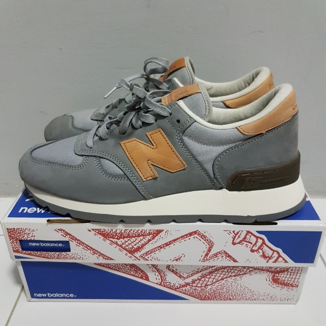 New Balance Made in USA M990DSC