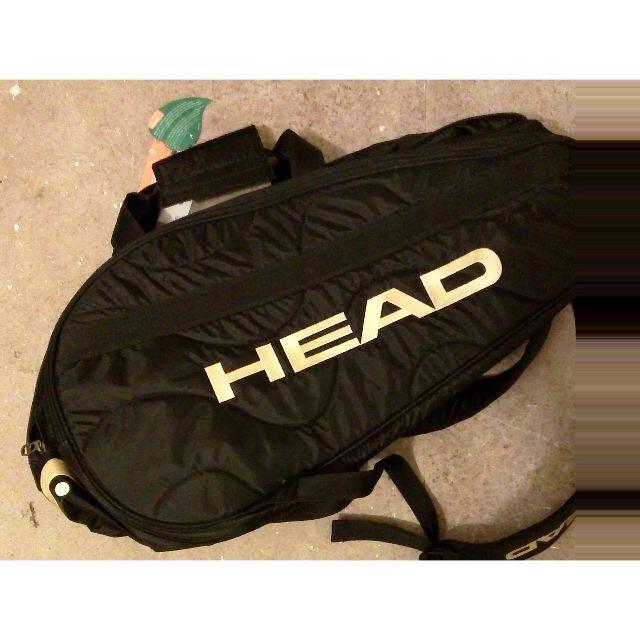 new: HEAD padel racket case