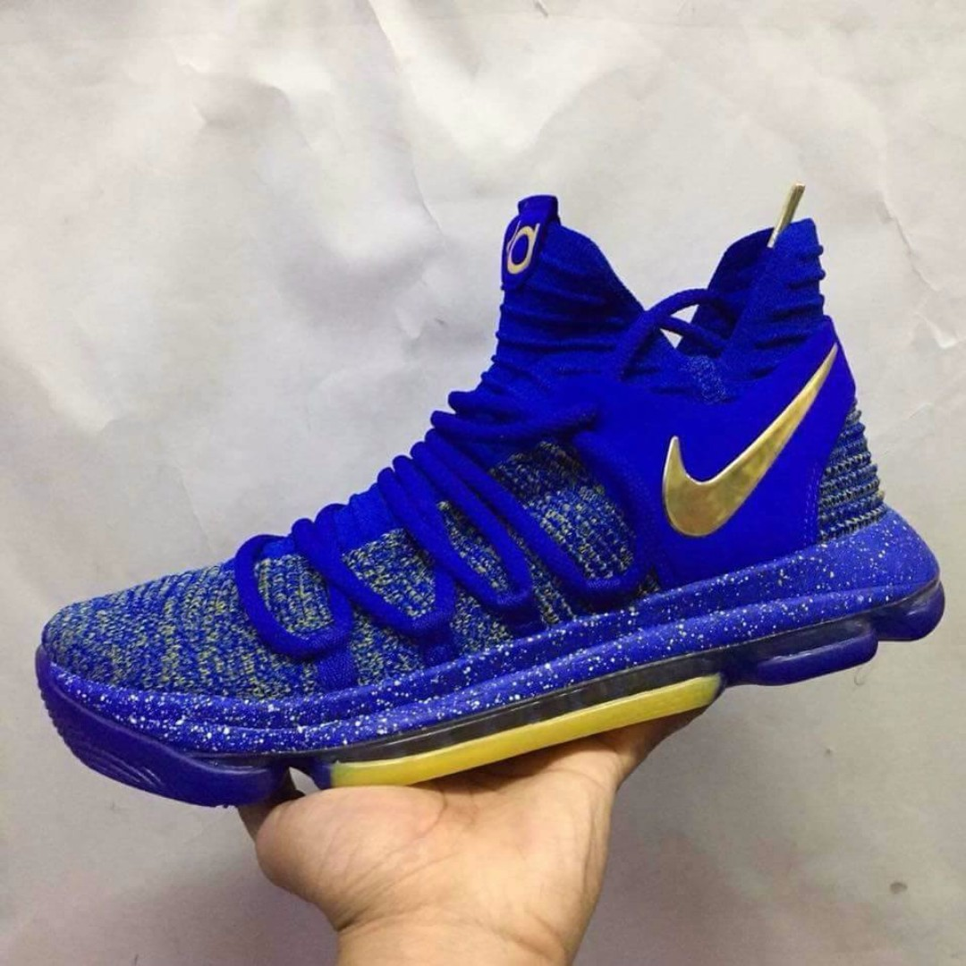 7128c488900c Nike KD10 Championship Edition on Carousell