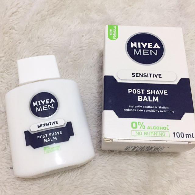 Nivea Sensitive Post-Shave Balm