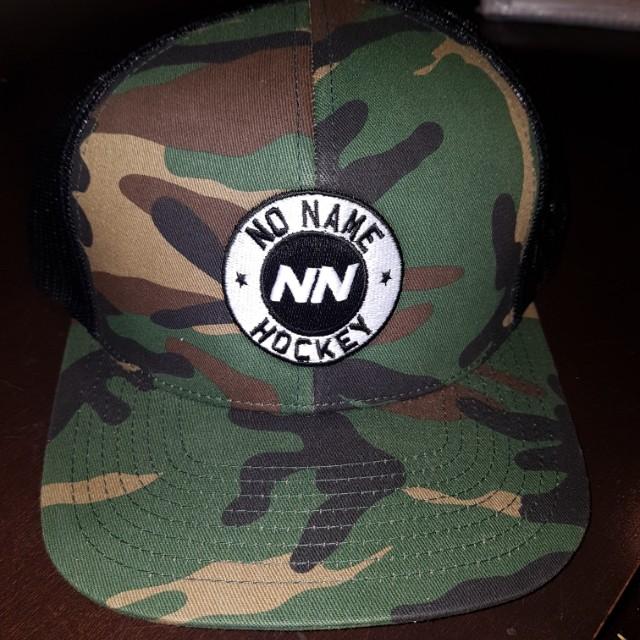No Name Hockey Hat