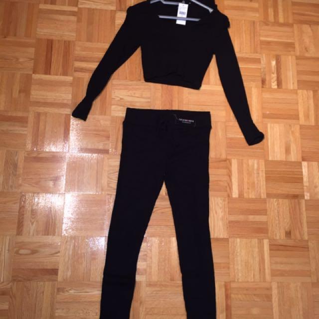Only leggings left