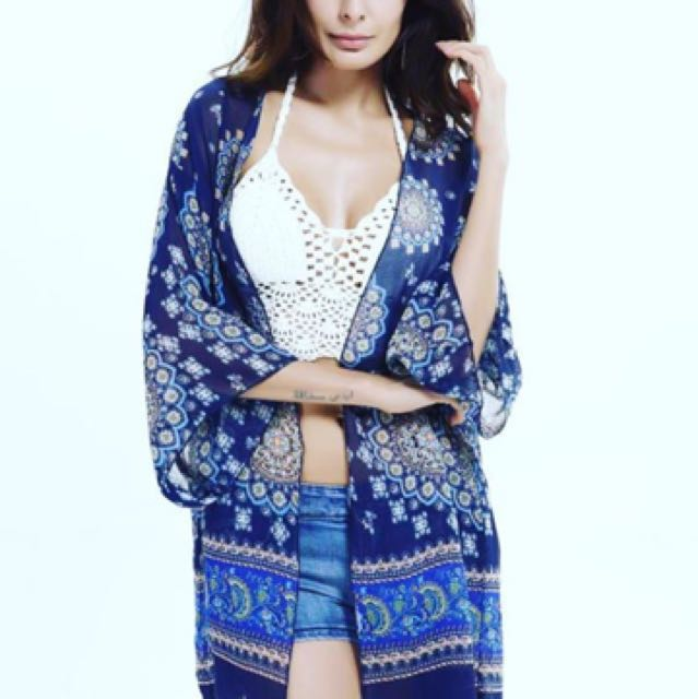 ON-SALE BEACH COVER-UP!!!