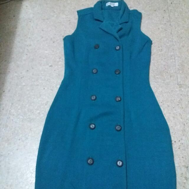Outer Dress Tosca