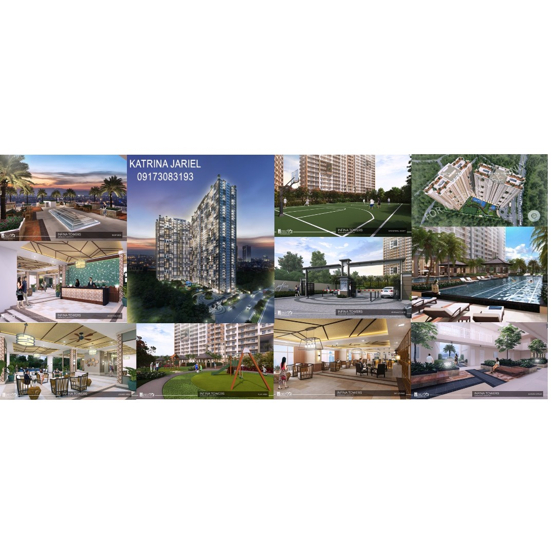OWN A CONDO AS LOW AS PHP 9,962.59 (1 Bedroom 27.50 sqm) per month