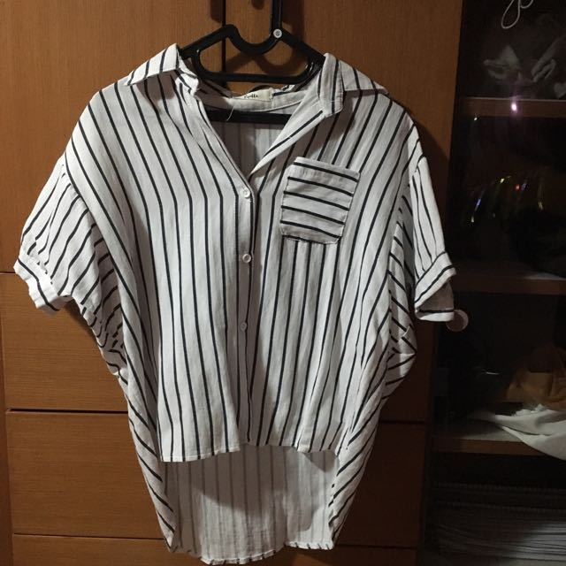 Pippola striped shirt