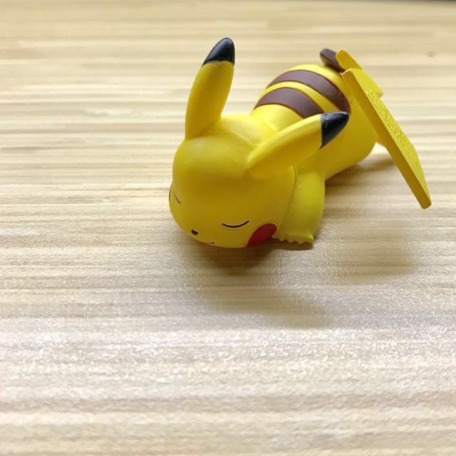 Pokemon 扭蛋 皮卡丘