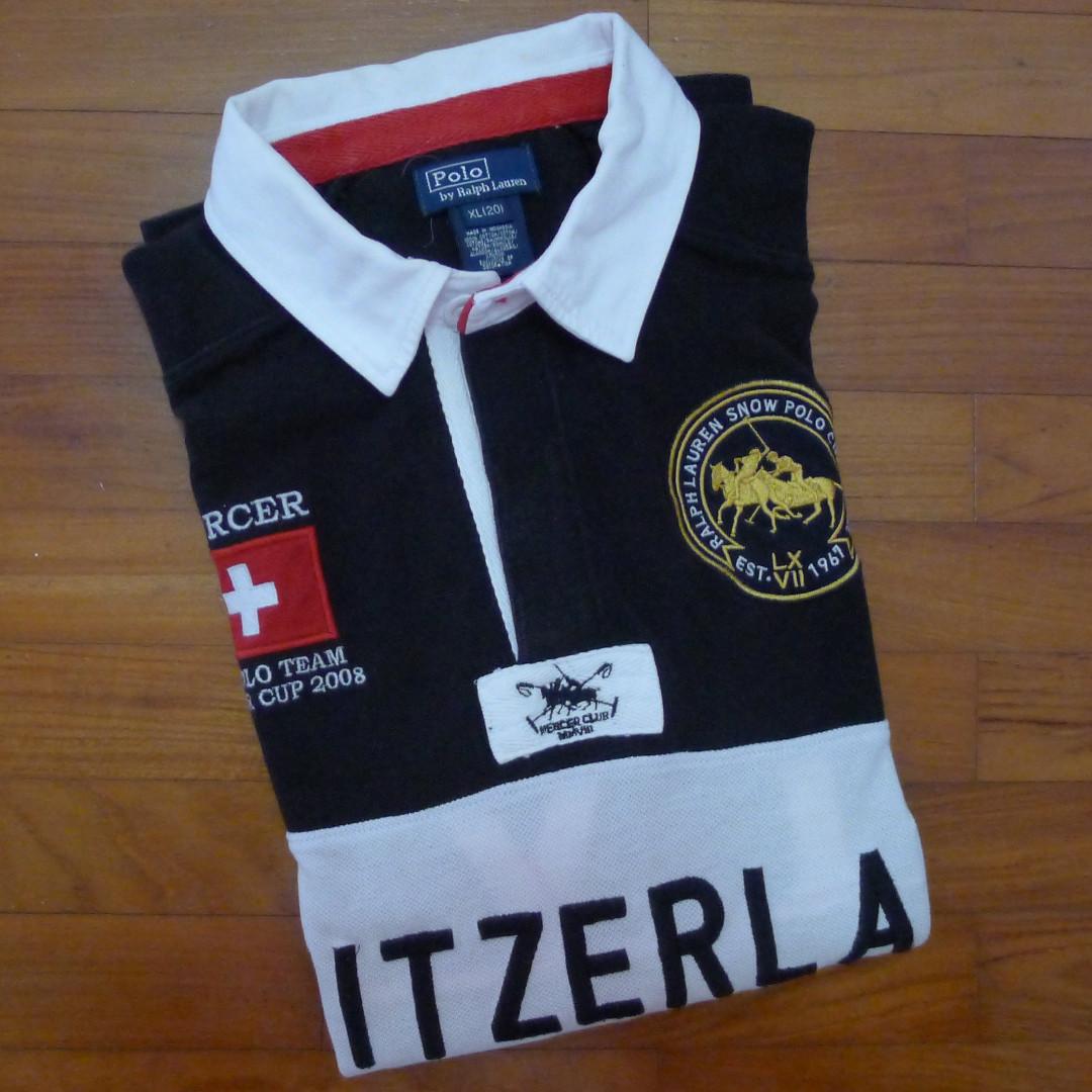 Steckdose online suche nach neuesten Temperament Schuhe Polo Ralph Lauren Switzerland Rugby Shirt, Men's Fashion ...