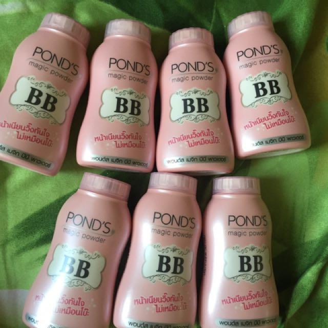 ponds bb powder thailand original