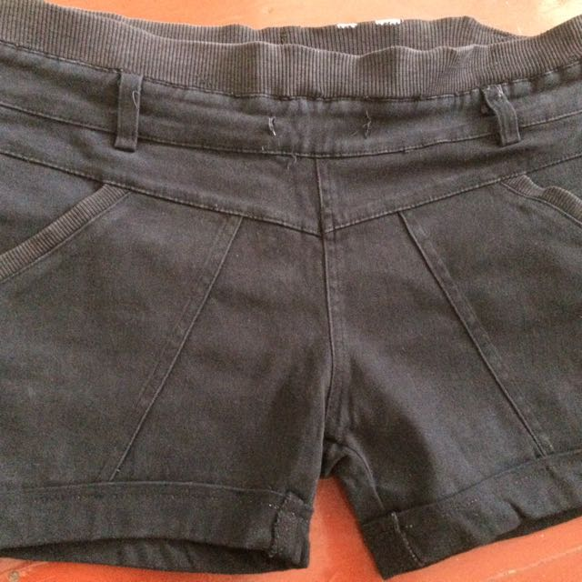 Preloved Black Shorts