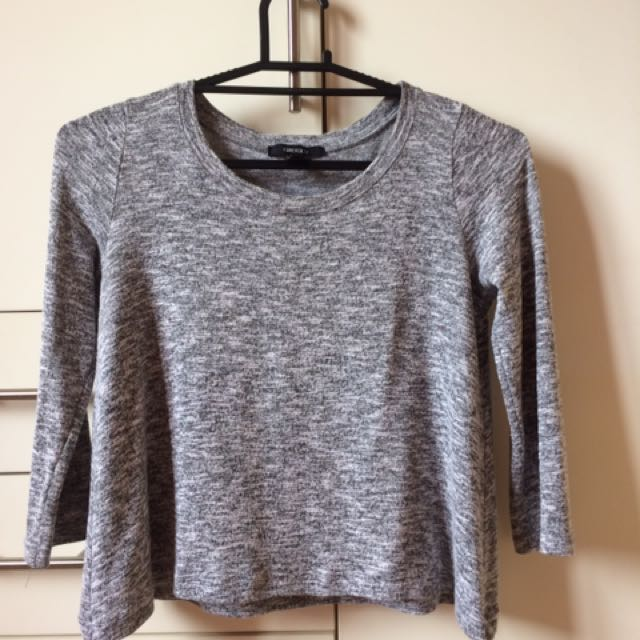 Preloved Forever21 croptop