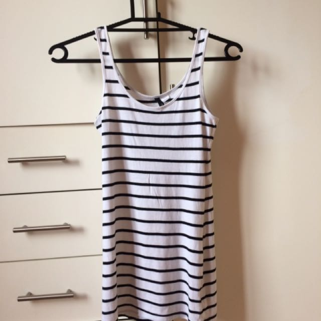 Preloved H&M sleeveless