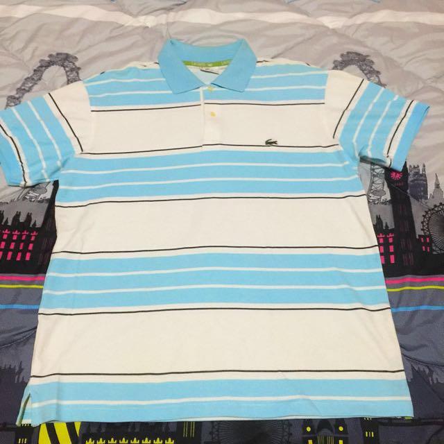 Pre-loved Original Lacoste Polo Shirt