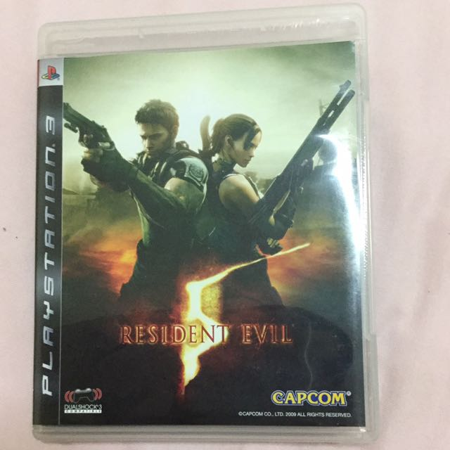Resident Evil 4 6 & Destiny 2 Ps4 All Mint Condition! 5