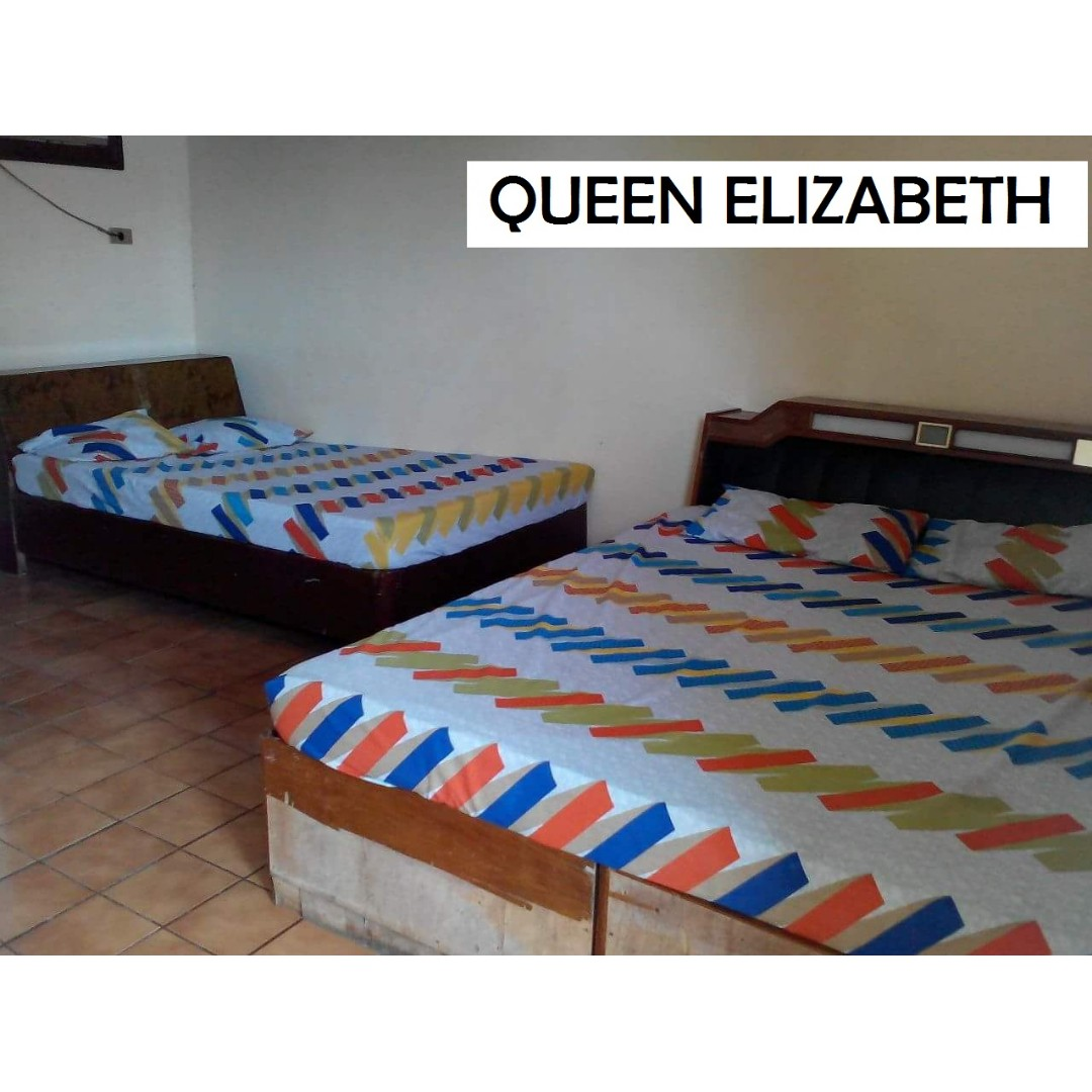 Queen Elizabeth Private Pool Resort in pansol laguna