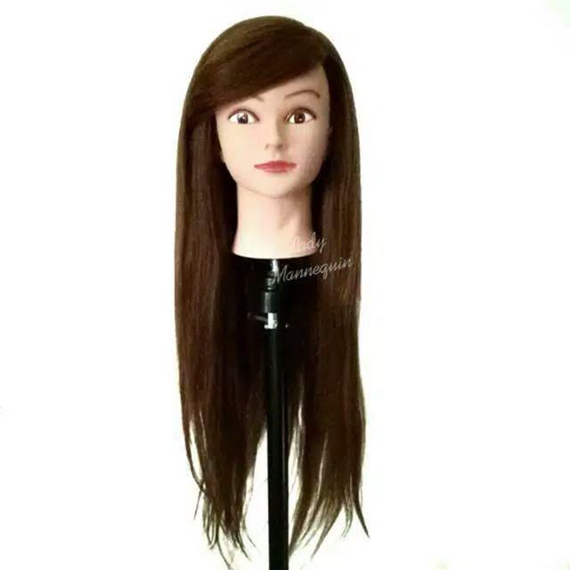 Rambut palsu (Hair Mannequin)