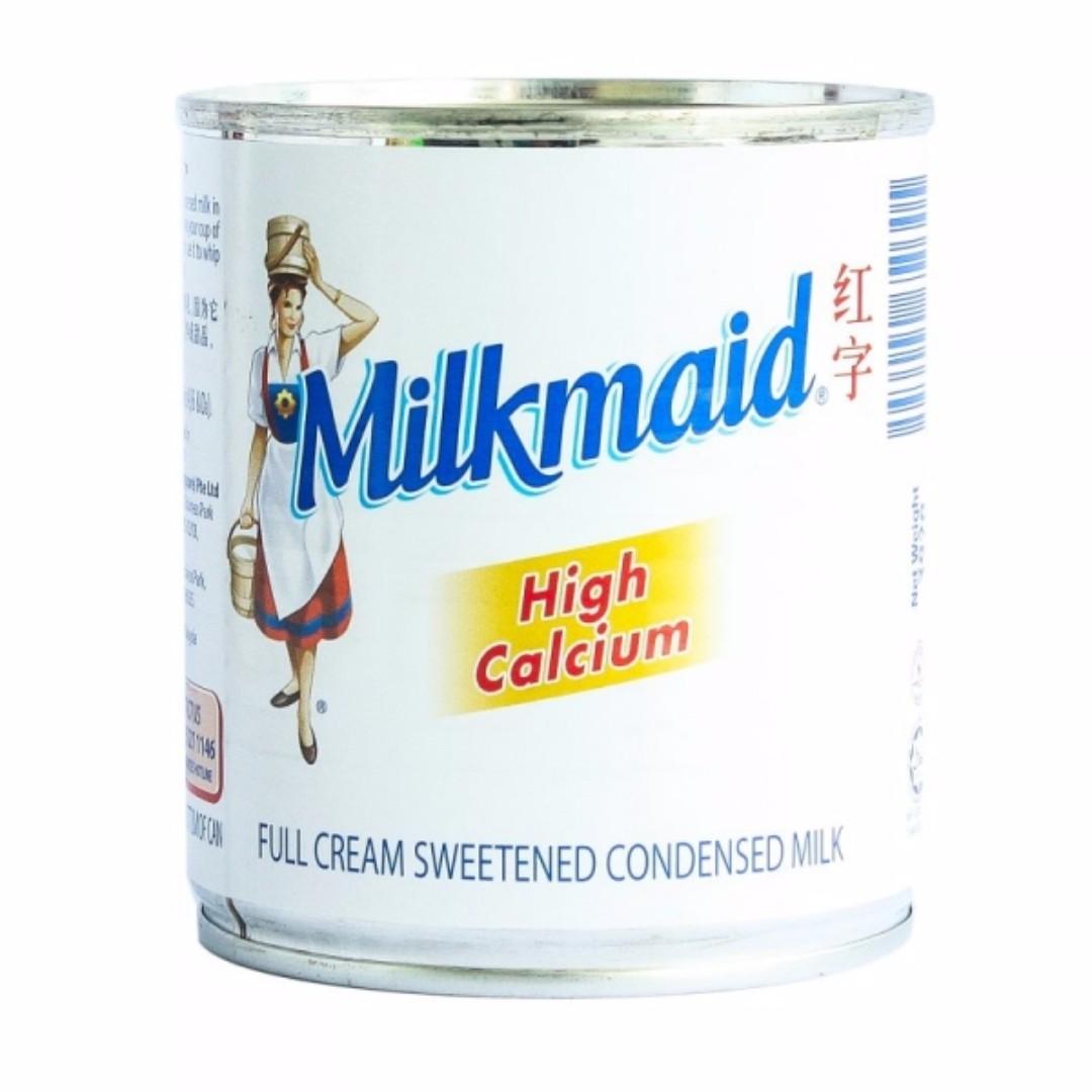 Rations Needed: Condensed Milk!