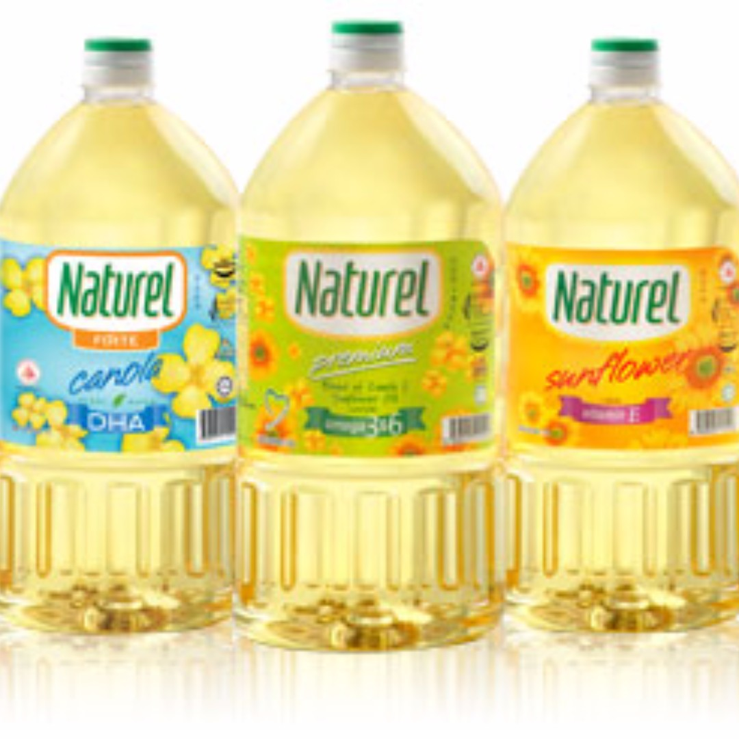 Rations Needed: Cooking Oil 5KG (any brand!)