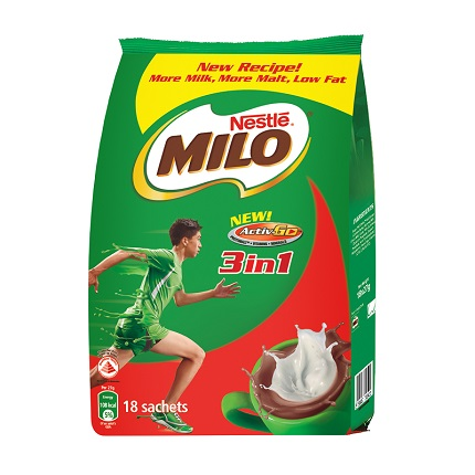 Rations Needed! Milo 3 in 1