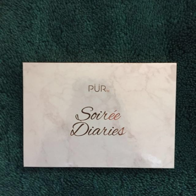 SALE❗️Pur Cosmetics Soiree Diaries 12 Eyeshadow Palette