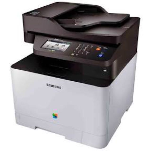 Samsung C1860FW 4in1 Print, Fax, Scan and Send