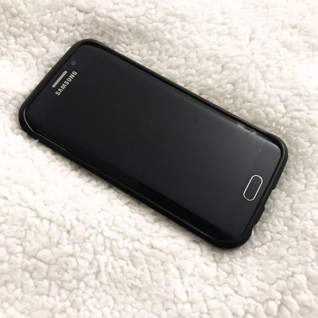 Samsung Galaxy S6 edge 32GB Midnight Black